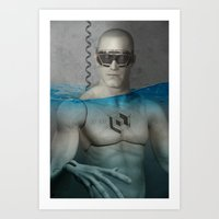 IHuman Art Print