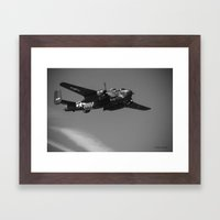 B-25H  Framed Art Print