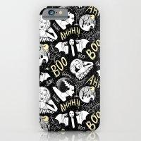 Classic Horror Halloween iPhone 6 Slim Case