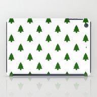 (Christmas) Tree II iPad Case