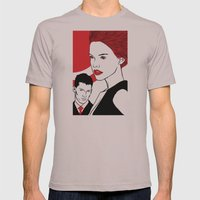 Red Head Mens Fitted Tee Cinder SMALL