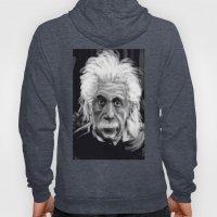 Speed Portraits: Einstein Hoody