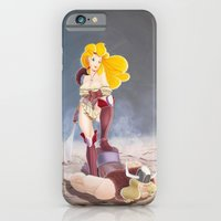 iPhone & iPod Case featuring Say kitchen again, I dare you. by animatorlu