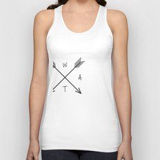 WHAT Compass? Unisex Tank Top