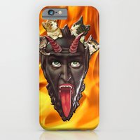 Krampuss Kitty iPhone 6 Slim Case