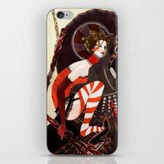 Amanda Palmer Six Of Wan… iPhone & iPod Skin