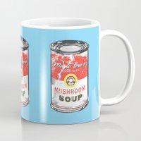 Mario Bro's Mushroom Sou… Mug