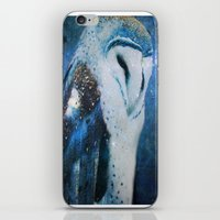 The Owl of Winter iPhone & iPod Skin