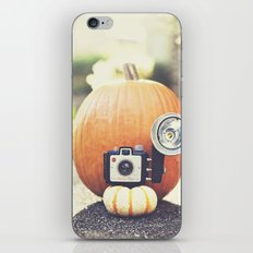 Big Pumpkin iPhone & iPod Skin