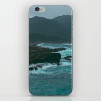 Big Sur Rocky Shore iPhone & iPod Skin