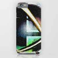 iPhone & iPod Case featuring Smashing Colors by MyQ 7