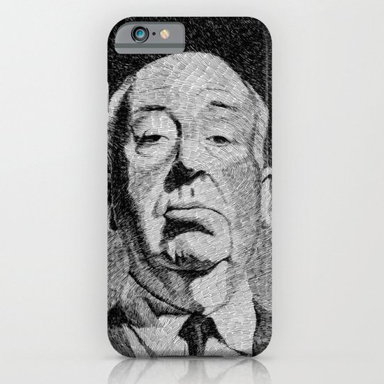 Fingerprint - Hitchcock iPhone & iPod Case