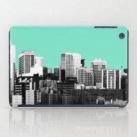 City Skyline iPad Case