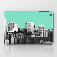 City Skyline iPad Case