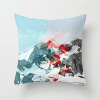 another abstract dream 2 Throw Pillow