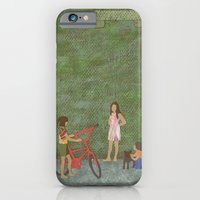 iPhone & iPod Case featuring Street (Rue) by Anastassia Elias