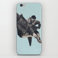The Rushing Fog iPhone & iPod Skin