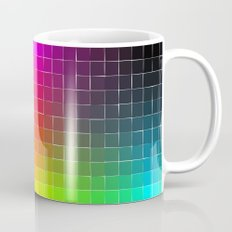 Rainbow squares Mug