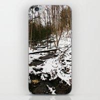 Downhill Stream  iPhone & iPod Skin