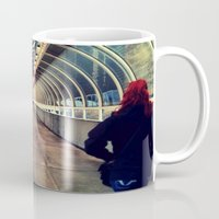 Onward Into The Tunnel Forbidden  Mug