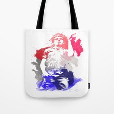 Ian Curtis Tote Bag