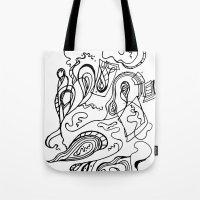 Flora Tote Bag
