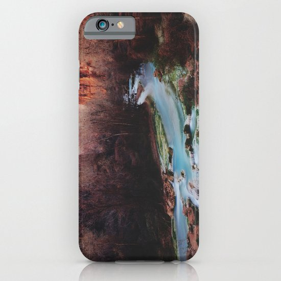 Havasu Canyon Creek iPhone & iPod Case