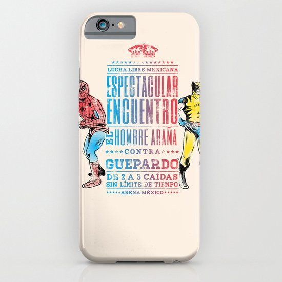 Espectacular Encuentro iPhone & iPod Case