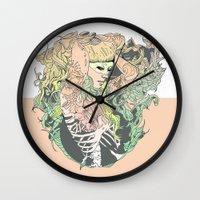 I N K : II Wall Clock