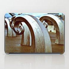 Serpentine Sculpture iPad Case