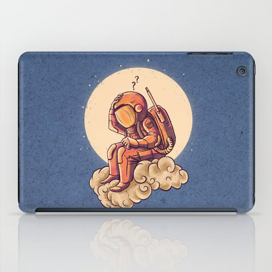 Why in the cloud iPad Case