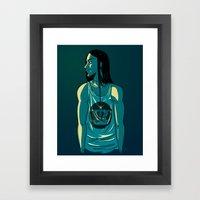 EMIR Framed Art Print