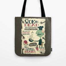 The Wok In Dead (v.2) Tote Bag