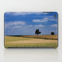 Wheat Field- JUSTART © iPad Case