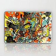 Laptop & iPad Skin featuring Triefloris by Zansky