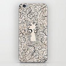 Parchment Secret iPhone & iPod Skin