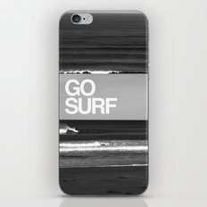 Go Surf iPhone & iPod Skin