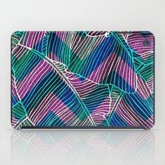 Foliage Pattern iPad Case