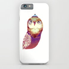 Purple Owl iPhone 6 Slim Case