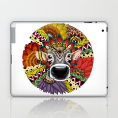 TRIBAL COW Laptop & iPad Skin