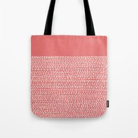 Riverside - Cayenne Tote Bag
