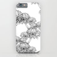 iPhone & iPod Case featuring Flower One by grant gay