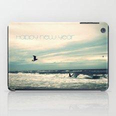 Happy New Year iPad Case