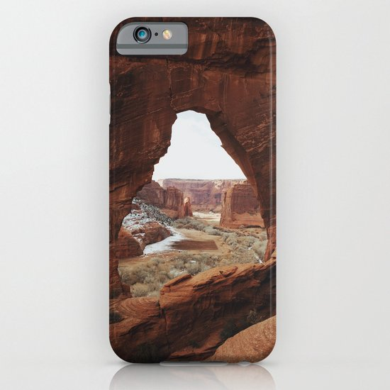 Window Rock iPhone & iPod Case