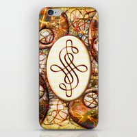 Beth (#TheAccessoriesSeries) iPhone & iPod Skin