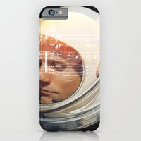 iPhone & iPod Case featuring STARDUST by Caitlin Burns