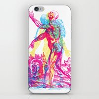 Andreae Vesalii 1 iPhone & iPod Skin