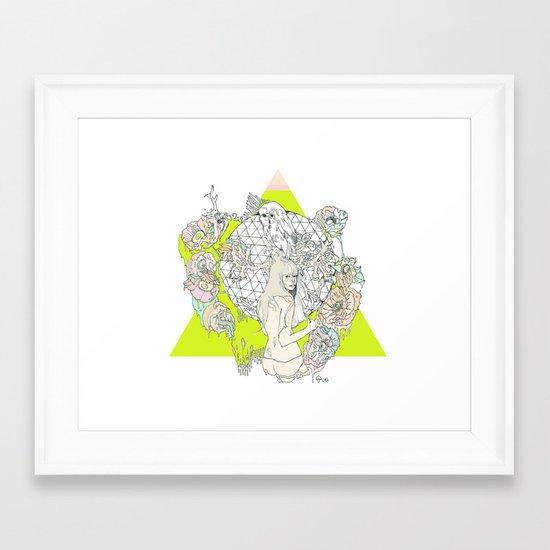 für owl  Framed Art Print