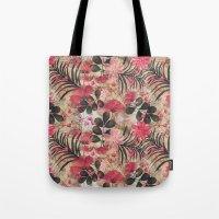 Botanical Sketchbook Tote Bag