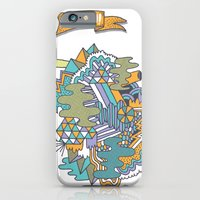 iPhone & iPod Case featuring Huzzah! by Will Bryant